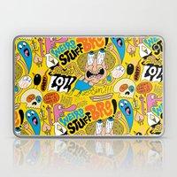 Weird Stuff Bro Laptop & iPad Skin