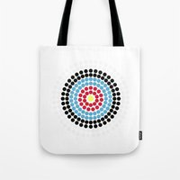 Olympic - Bullseye Tote Bag