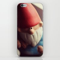 My Gnomie iPhone & iPod Skin