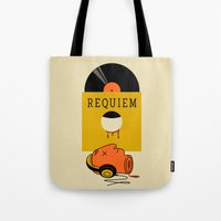 Requiem Tote Bag