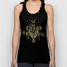 The Court of Terrasen  Unisex Tank Top