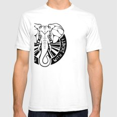 Elephant  |  Jason Isbell Mens Fitted Tee SMALL White