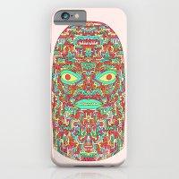 Self-Transforming Being iPhone 6 Slim Case