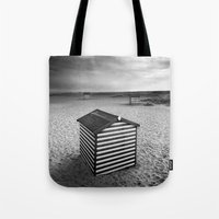 Beach Huts, Great Yarmouth Tote Bag
