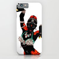 Tattooed Dancer iPhone 6 Slim Case
