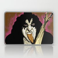 Poster The Great Gene Simmons Laptop & iPad Skin