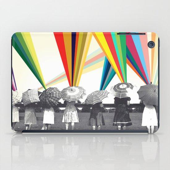 Modern women iPad Case