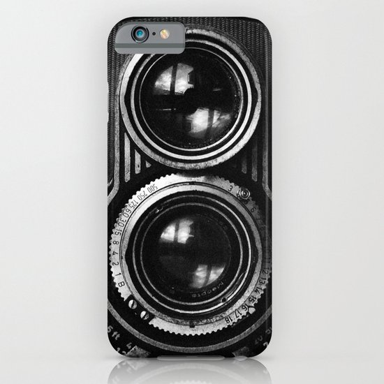 Boss Camera iPhone & iPod Case