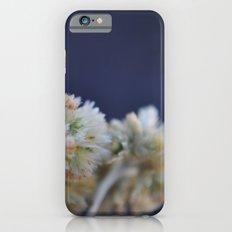 fluffy flower iPhone 6 Slim Case