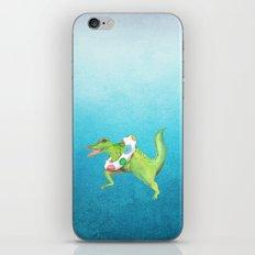 Swim Team iPhone & iPod Skin