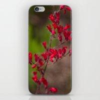 Fleur #3 iPhone & iPod Skin