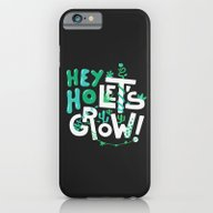 iPhone & iPod Case featuring Hey Ho ! Let's Grow ! by Felix Rousseau