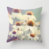 Summer of '75 Throw Pillow