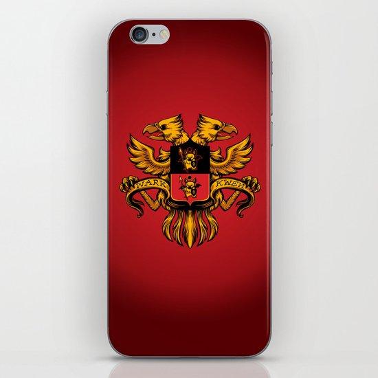Crest de Chocobo iPhone & iPod Skin