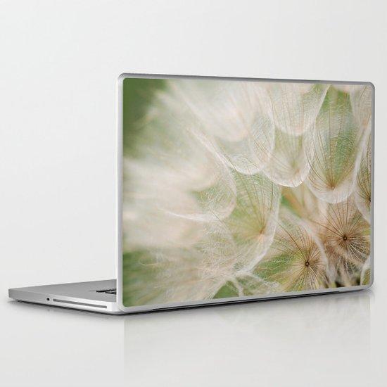 Up close Laptop & iPad Skin