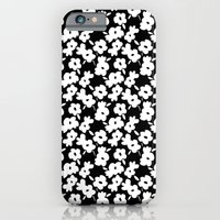 Mod Flower iPhone 6 Slim Case