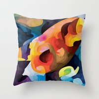 Fall into Truth Throw Pillow