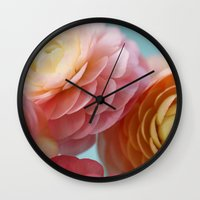 Light From Within Wall Clock