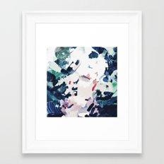 Palette No. Seventeen Framed Art Print