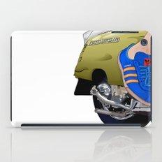 Kick off in style iPad Case