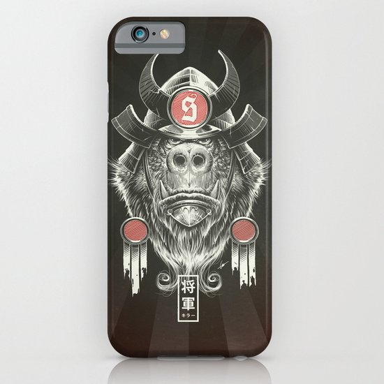 Shogun Executioner iPhone & iPod Case