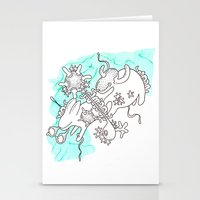 Oh animals Stationery Cards