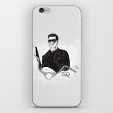 Heroes - The Man iPhone & iPod Skin
