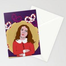 Veruca Salt Stationery Cards