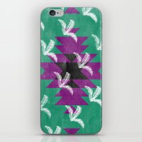 Fern ii iPhone & iPod Skin