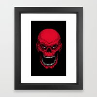 He Will Come Framed Art Print