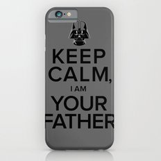 Keep Calm, I Am Your Father Slim Case iPhone 6s
