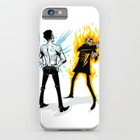 iPhone & iPod Case featuring You must be kidding me by Carlos Rocafort