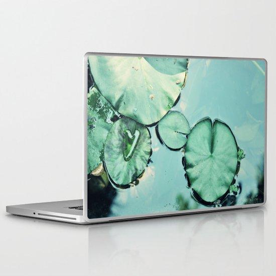 Be water Laptop & iPad Skin