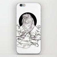 Walrus iPhone & iPod Skin
