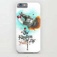 iPhone & iPod Case featuring The rhythm of the falls by Hande Unver