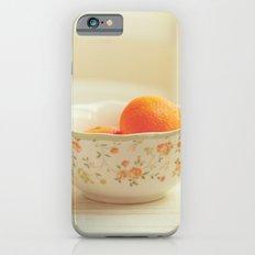 Tasty afternoon Slim Case iPhone 6s