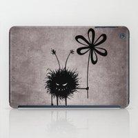 Evil Flower Bug iPad Case