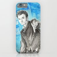 Doctor Who: The 10th Doctor iPhone 6 Slim Case