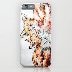 foxes iPhone 6 Slim Case
