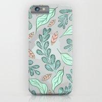 Little Leaves iPhone 6 Slim Case