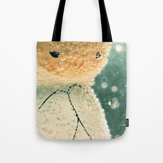 Snuggle bubble Tote Bag