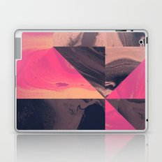 Triangular Magma Laptop & iPad Skin