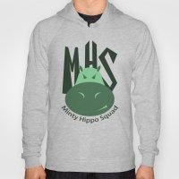 Minty Hippo Squad Hoody