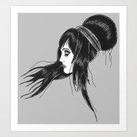 Only In Dreams Art Print