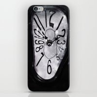 Space Time Continuum iPhone & iPod Skin