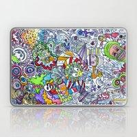 FUNHOUSE Laptop & iPad Skin