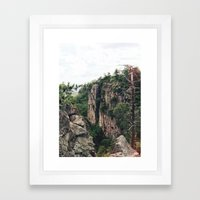 Mountain Air  Framed Art Print