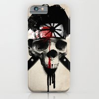 iPhone & iPod Case featuring Death to LaRusso by alex lodermeier