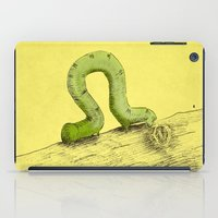 Inchworm iPad Case