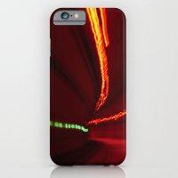 Traffic At Warp Speed IV iPhone 6 Slim Case